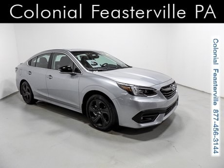 Featured New 2020 Subaru Legacy Sport Sedan for Sale in Feasterville, PA