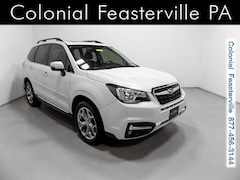 Certified Pre-Owned 2017 Subaru Forester 2.5i Touring SUV for sale in Feasterville, PA