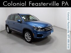 2017 Volkswagen Tiguan 2.0T Wolfsburg Edition 4MOTION SUV for sale in Feasterville, PA
