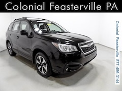 Certified Pre-Owned 2017 Subaru Forester 2.5i SUV for sale in Feasterville, PA