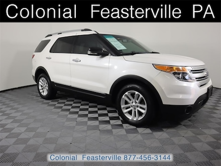 Featured Used 2014 Ford Explorer XLT SUV for Sale near Philadelphia