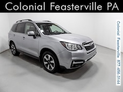 Certified Pre-Owned 2017 Subaru Forester 2.5i Limited SUV for sale in Feasterville, PA