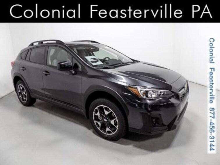 New 2019 Subaru Crosstrek 2.0i Premium SUV Feasterville, PA