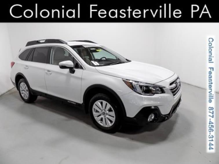 Certified 2019 Subaru Outback 2.5i Premium SUV Feasterville, PA