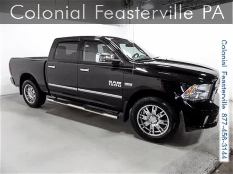 Used 2014 Ram 1500 Tradesman/Express Truck Crew Cab Feasterville, PA