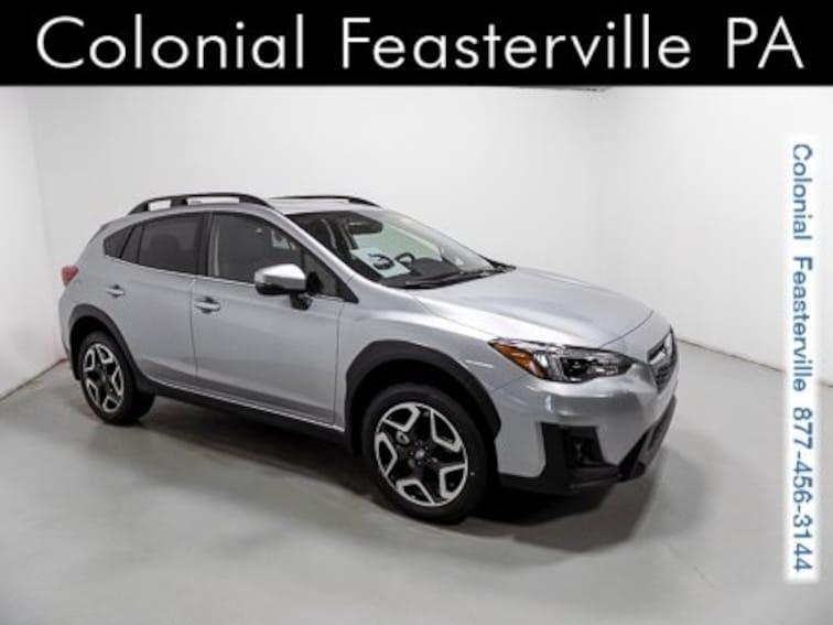 New 2019 Subaru Crosstrek 2.0i Limited SUV Feasterville, PA