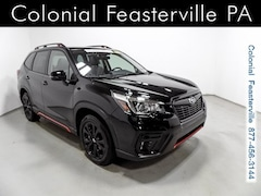 Certified Pre-Owned 2020 Subaru Forester Sport SUV for sale in Feasterville, PA