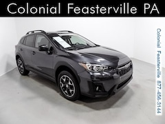 Certified Pre-Owned 2018 Subaru Crosstrek 2.0i Premium with SUV for sale in Feasterville, PA