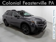 New 2020 Subaru Outback Onyx Edition XT SUV in Feasterville, PA