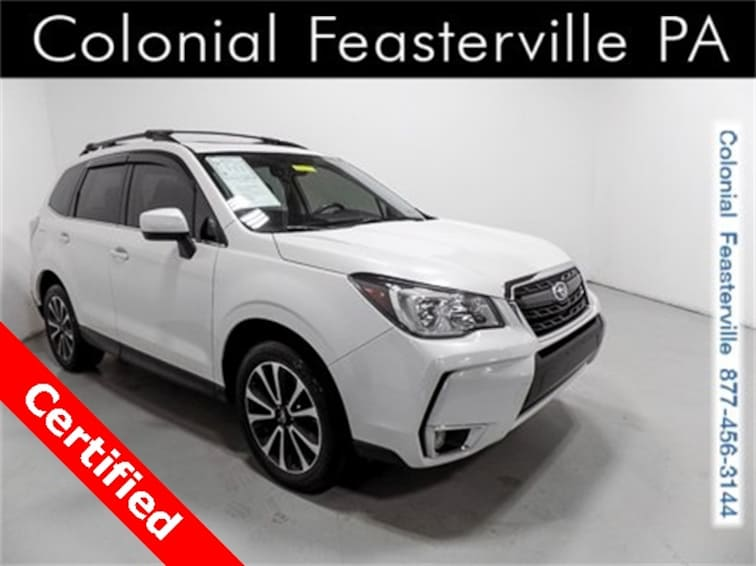 Certified 2017 Subaru Forester 2.0XT Premium with Starlink SUV Feasterville, PA