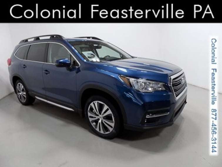 New 2019 Subaru Ascent Limited 7-Passenger SUV Feasterville, PA