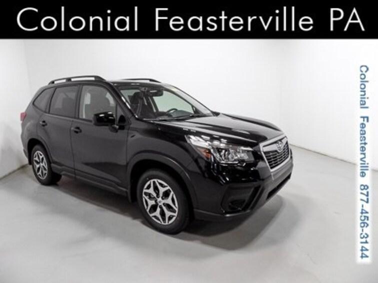 New 2019 Subaru Forester Premium SUV Feasterville, PA