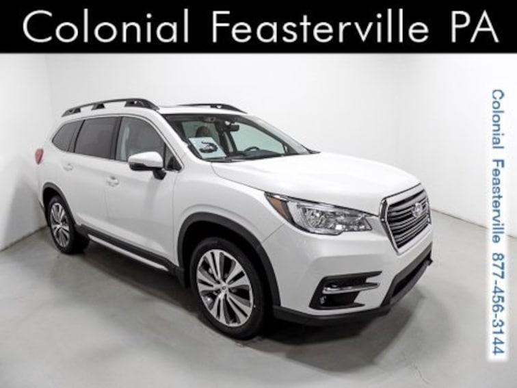 New 2019 Subaru Ascent Limited 8-Passenger SUV Feasterville, PA