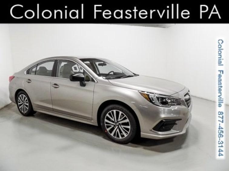 New 2019 Subaru Legacy 2.5i Sedan Feasterville, PA
