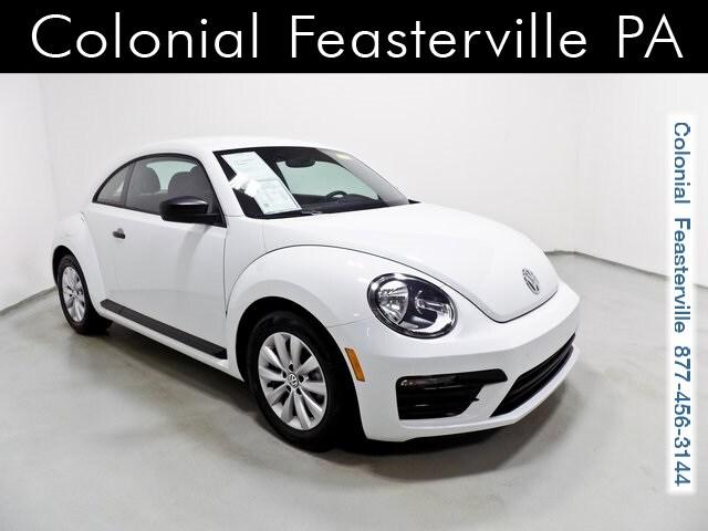 Featured Used 2018 Volkswagen Beetle 2.0T S Hatchback for Sale near Philadelphia