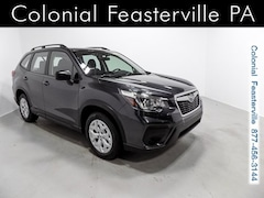 Certified Pre-Owned 2019 Subaru Forester Base Model SUV for sale in Feasterville, PA