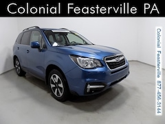 Used 2017 Subaru Forester 2.5i Limited SUV JF2SJALC5HH596853 for Sale in Feasterville, PA