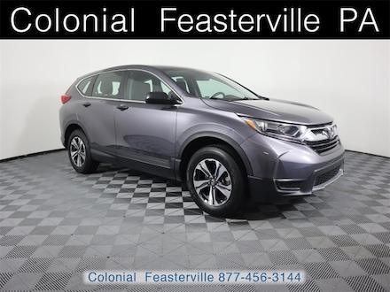 Featured Used 2018 Honda CR-V LX AWD SUV for Sale near Philadelphia