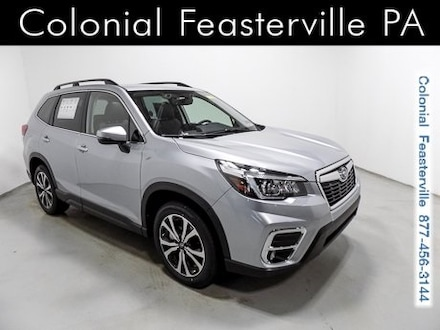 Featured New 2020 Subaru Forester Limited SUV for Sale in Feasterville, PA