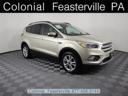 Featured Used 2018 Ford Escape SE SUV for Sale near Philadelphia