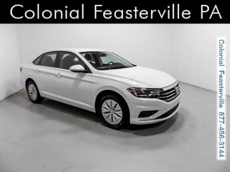 Used 2019 Volkswagen Jetta 1.4T S Sedan Feasterville, PA