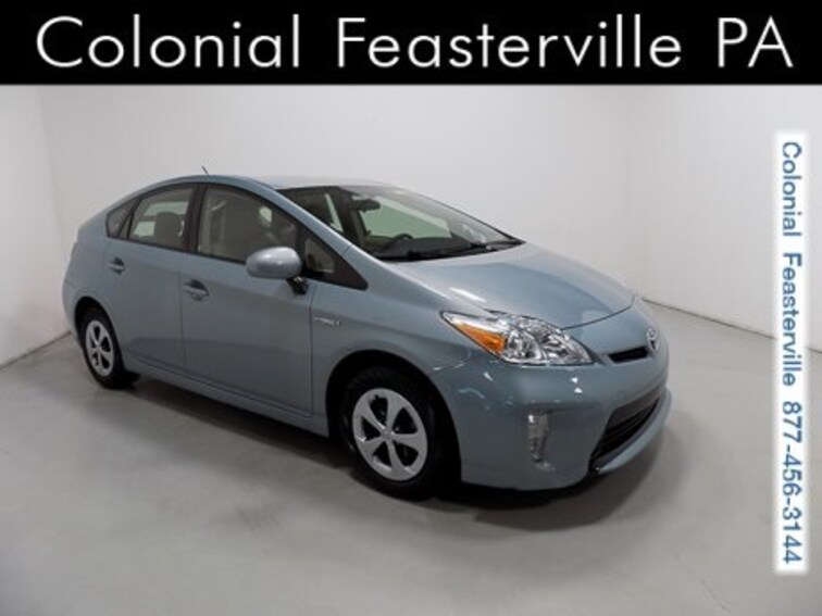 Used 2012 Toyota Prius Two Hatchback Feasterville, PA