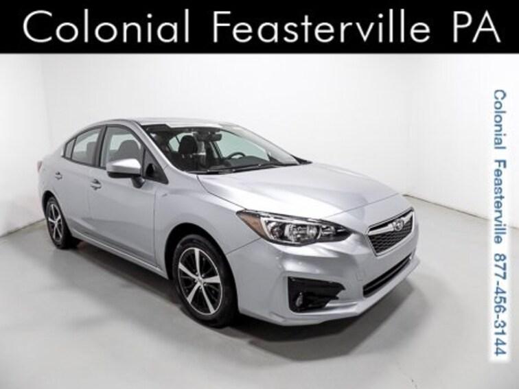 Certified 2019 Subaru Impreza 2.0i Premium Sedan Feasterville, PA