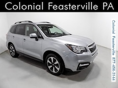 2017 Subaru Forester 2.5i Limited SUV JF2SJARC2HH433858