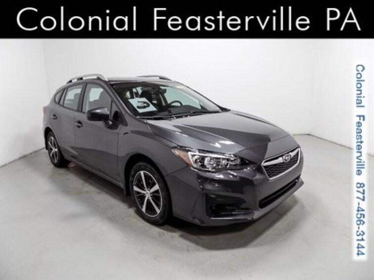 New 2019 Subaru Impreza 2.0i Premium 5-door Feasterville, PA