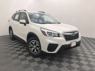 New 2020 Subaru Forester Premium SUV JF2SKAGC2LH518014 colonial heights  near Richmond VA