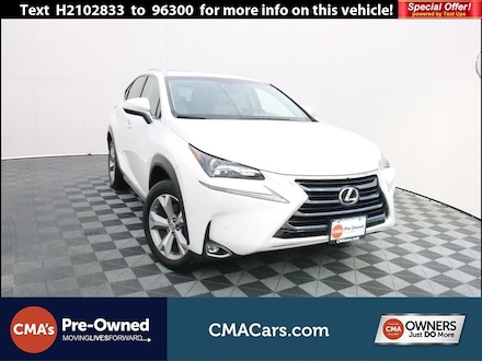 Featured Used 2017 LEXUS NX 200t SUV for Sale in South Chesterfield, VA