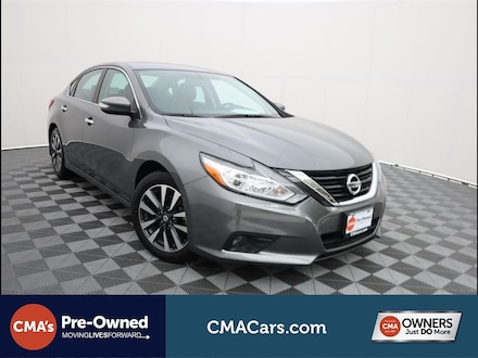 Featured Used 2017 Nissan Altima 2.5 SV Sedan for Sale in South Chesterfield, VA