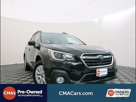 Featured Used 2019 Subaru Outback 2.5i Premium SUV for Sale in South Chesterfield, VA