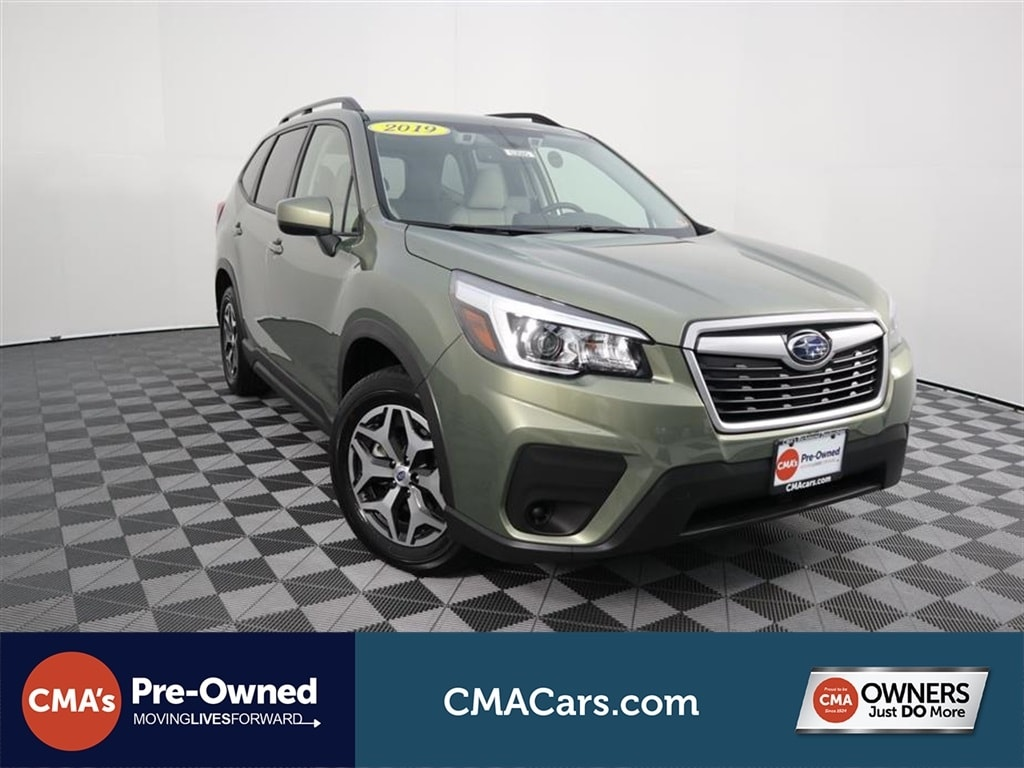 Featured Used 2019 Subaru Forester Premium SUV for Sale in South Chesterfield, VA