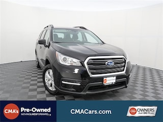 used 2020 Subaru Ascent Base Model 8-Passenger SUV 4S4WMAAD5L3422169 colonial heights near Richmond VA