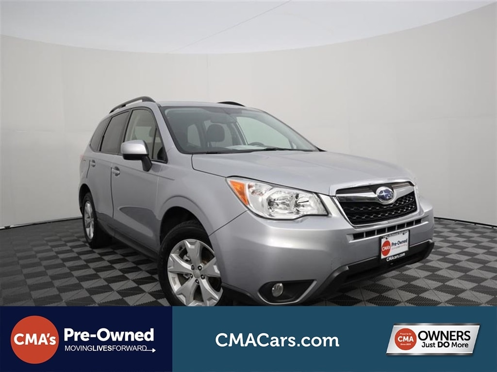 Featured Used 2016 Subaru Forester 2.5i Premium SUV for Sale in South Chesterfield, VA