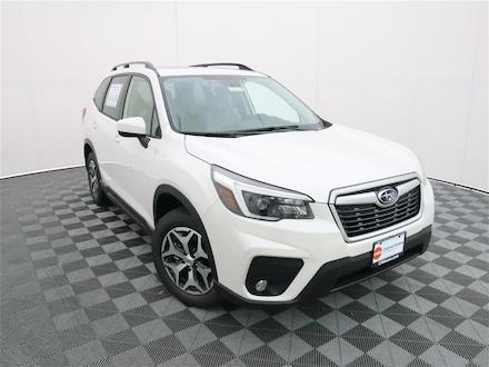 Featured New 2021 Subaru Forester Premium SUV for Sale near Richmond, VA