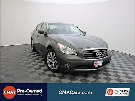 Featured Used 2011 INFINITI M37x Base Sedan for Sale in South Chesterfield, VA