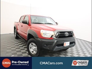 2013 Toyota Tacoma PreRunner Automatic Truck Double Cab