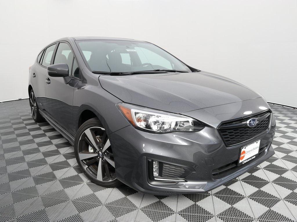 Featured New 2019 Subaru Impreza 2.0i Sport 5-door for Sale near Richmond, VA