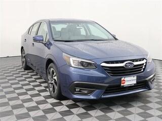 New 2020 Subaru Legacy Premium Sedan 4S3BWAC64L3020221 colonial heights  near Richmond VA