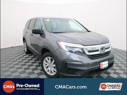 Featured Used 2019 Honda Pilot LX FWD SUV for Sale in South Chesterfield, VA
