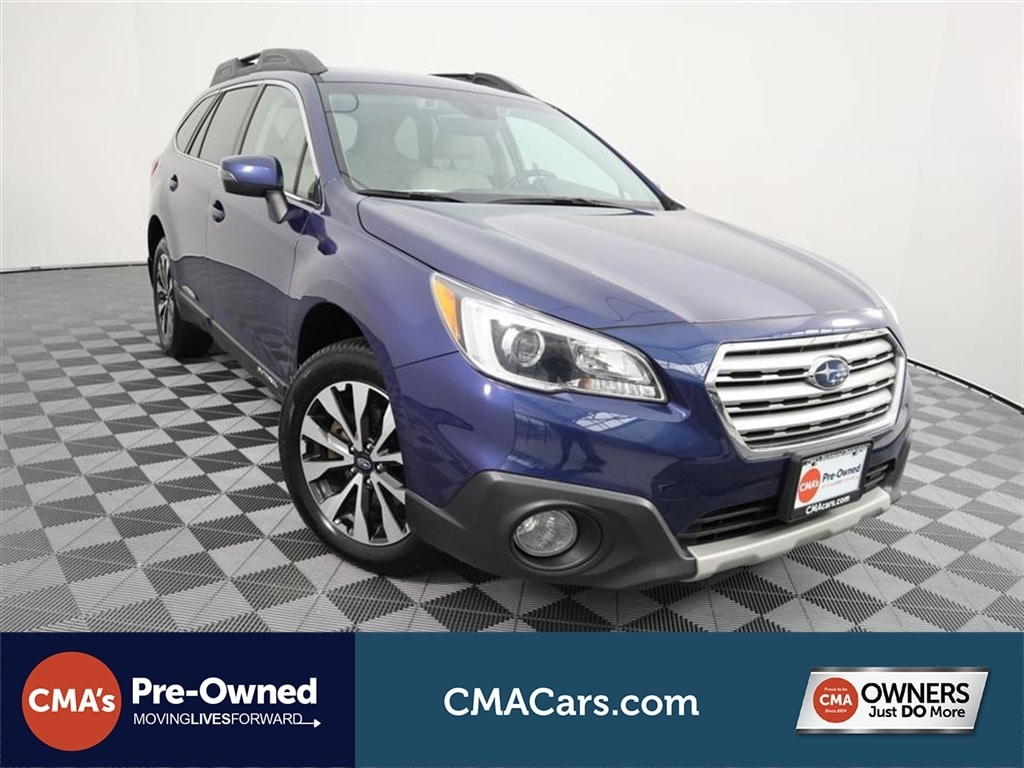 Featured Used 2017 Subaru Outback 2.5i Limited with SUV for Sale in South Chesterfield, VA