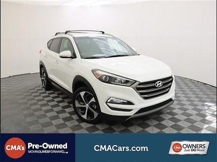 Featured Used 2016 Hyundai Tucson Sport w/Beige Interior SUV for Sale in South Chesterfield, VA
