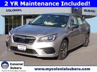 New 2019 Subaru Legacy 2.5i Sedan 4S3BNAB62K3018518 colonial heights  near Richmond VA