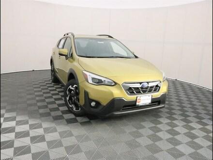 Featured New 2021 Subaru Crosstrek Limited SUV for Sale near Richmond, VA