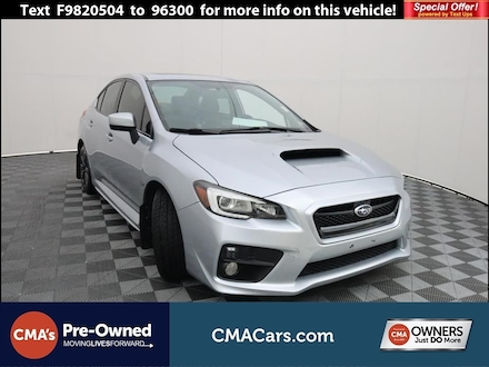 Featured Used 2015 Subaru WRX Limited (M6) Sedan for Sale in South Chesterfield, VA