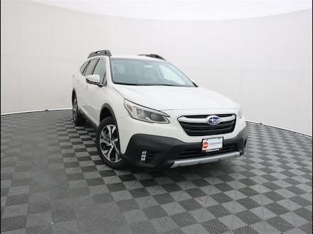 Featured New 2020 Subaru Outback Limited SUV for Sale near Richmond, VA