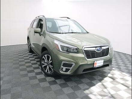 Featured New 2021 Subaru Forester Limited SUV for Sale near Richmond, VA
