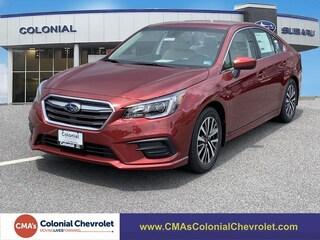 New 2019 Subaru Legacy 2.5i Premium Sedan 4S3BNAF60K3040513 colonial heights  near Richmond VA